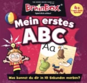 Brain Box (Kinderpiel), Mein erstes ABC - 2841436775