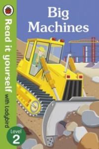 Big Machines - Read it Yourself with Ladybird - 2853157761