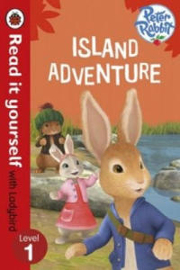 Peter Rabbit: Island Adventure - Read it yourself with Ladyb - 2854219153