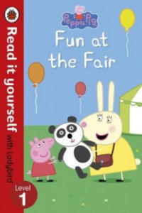Peppa Pig: Fun at the Fair - Read it Yourself with Ladybird - 2854211319