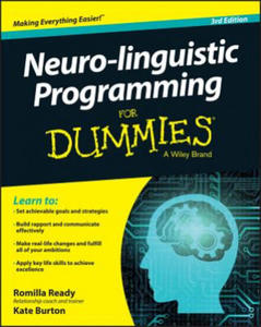 Neuro-Linguistic Programming For Dummies - 2843501847