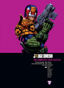 Judge Dredd: Casefiles 25 - 2854533654