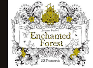 Enchanted Forest: 20 Postcards - 2902228685