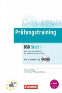 DSD Stufe 1, Übungsbuch m. 2 Audio-CDs - 2864217085