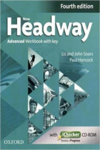 New Headway: Advanced (C1): Workbook + iChecker with Key - 2843491280