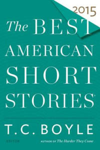 The Best American Short Stories 2015 - 2842741284