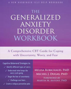 Generalized Anxiety Disorder Workbook - 2835643245