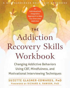 Addiction Recovery Skills Workbook - 2854366148