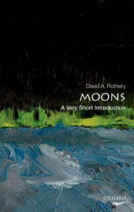 Moons: A Very Short Introduction - 2854360638