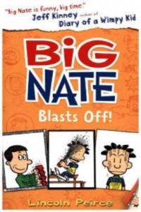 Big Nate Blasts Off - 2865607805