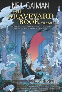 The Graveyard Book Graphic Novel: Volume 1 - 2826764398