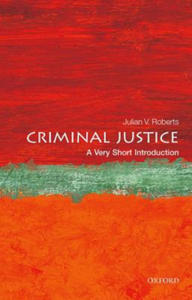 Criminal Justice: A Very Short Introduction - 2854360698