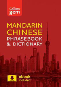 Collins Gem Mandarin Phrasebook and Dictionary - 2843910993