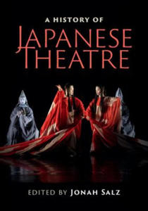 A History of Japanese Theatre - 2854483295