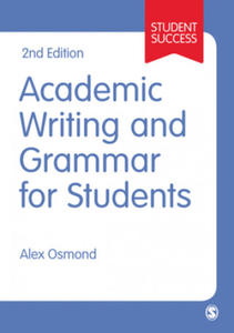 Academic Writing and Grammar for Students - 2854367918