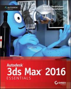 Autodesk 3ds Max 2016 Essentials - 2854366042