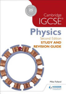 Cambridge IGCSE Physics Study and Revision Guide - 2838460245