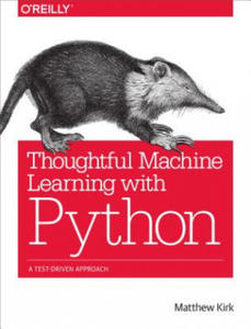 Thoughtful Machine Learning with Python - 2826912556