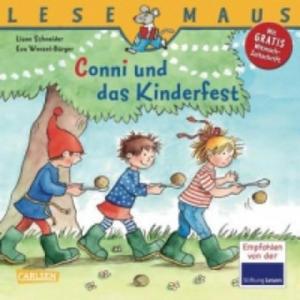 Conni und das Kinderfest - 2826673247