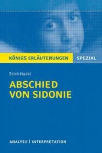 """Erich Hackl """"Abschied von Sidonie"""" - 2841667223"""