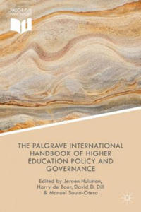 Palgrave International Handbook of Higher Education Policy and Governance - 2854365487