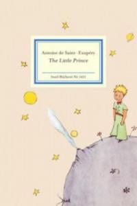 The Little Prince. Der kleine Prinz, englische Ausgabe - 2826718125