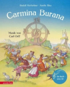 Carmina Burana, m. 1 Audio-CD - 2826816737