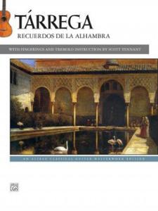 Tárrega: Recuerdos de la Alhambra - 2857958160