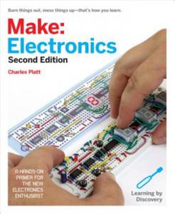 Make - Electronics - 2826666761