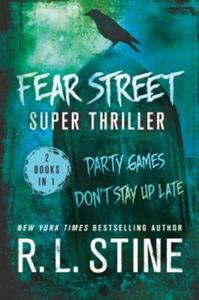 Fear Street Super Thriller - 2826915670