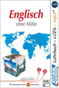 Assimil Englisch ohne Mühe, Lehrbuch + 4 Audio-CDs + 1 mp3-CD - 2847099130