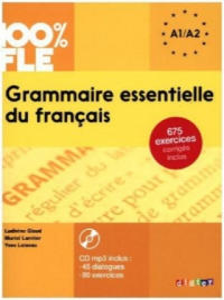 Grammaire essentielle du français A1/A2, m. MP3-CD - 2843294239