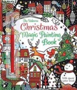 Christmas Magic Painting Book - 2826649352