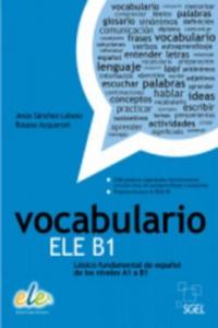 Vocabulario ELE B1 - 2834159477