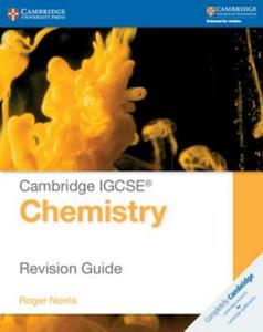 Cambridge IGCSE (R) Chemistry Revision Guide - 2854549784