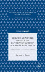 Service-Learning and Social Entrepreneurship in Higher Education - 2854421643
