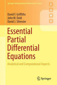 Essential Partial Differential Equations - 2854432801