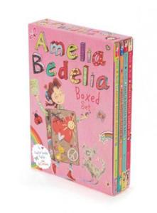 Amelia Bedelia Chapter Book 4-Book Box Set #2 - 2906418657