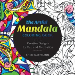 Artful Mandala Coloring Book - 2826836810