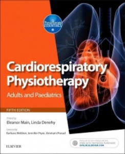 Cardiorespiratory Physiotherapy: Adults and Paediatrics - 2869341423