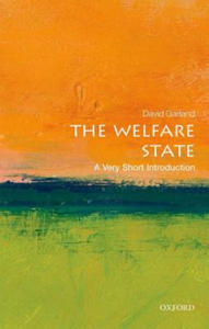 Welfare State: A Very Short Introduction - 2826860540