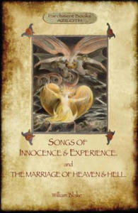 Songs of Innocence & Experience; Plus the Marriage of Heaven & Hell. with 50 Original Colour Illustrations. (Aziloth Books) - 2826855126