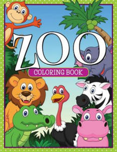 Zoo Coloring Book - 2839140366