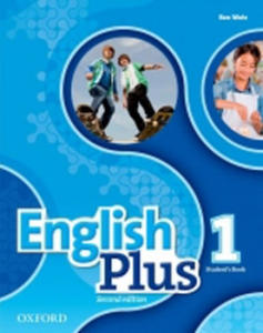 English Plus: Level One: Student's Book (Excluding Serbia) - 2854519316