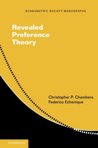 Revealed Preference Theory - 2854496358