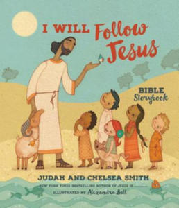 I Will Follow Jesus Bible Storybook - 2826793195