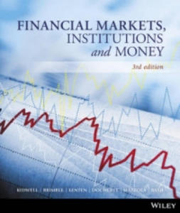 Financial Markets, Institutions and Money - 2855338132
