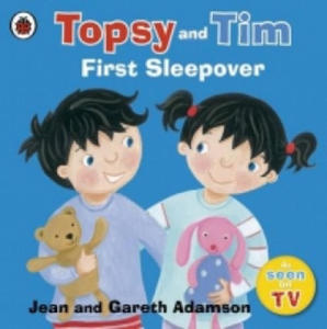 Topsy and Tim: First Sleepover - 2827049508
