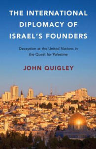 The International Diplomacy of Israel's Founders - 2854435124