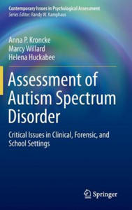 Assessment of Autism Spectrum Disorder - 2827046963